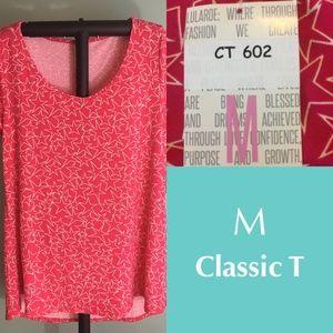 LuLaRoe Classic T shirt - medium